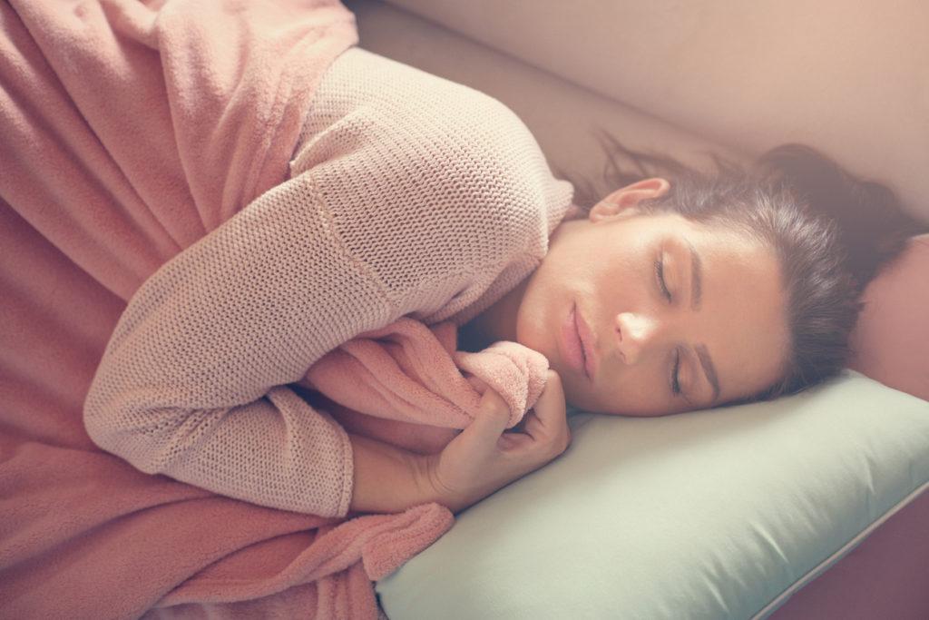Doe de slaap-zelftest